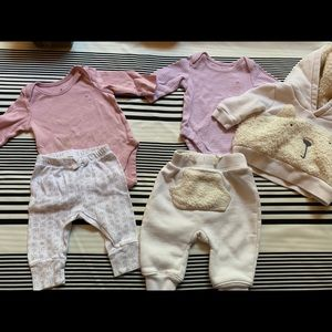 Other - Lot baby gap 0-3 month clothes